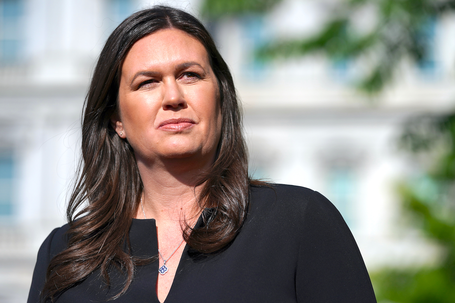 Sarah Sanders: Trump Made the Right Decision in 'Incredibly Difficult' Syria Situation