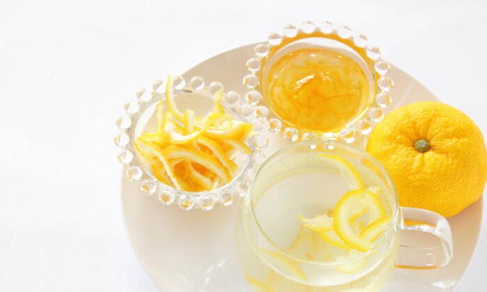Yuja-cha, Korean honey citron tea, is the perfect cold weather drink. (Shutterstock)