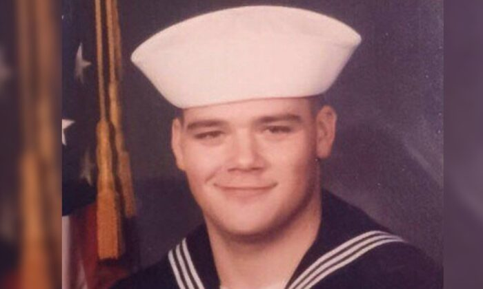 U.S. Navy veteran Derrick Keller. (Courtesy of Derrick Keller's family)