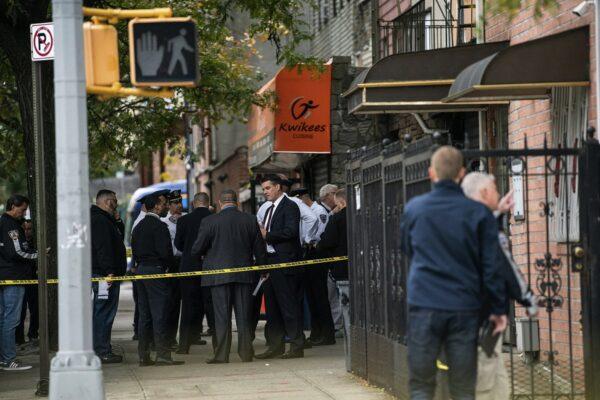 Shooting Brooklyn NYPD
