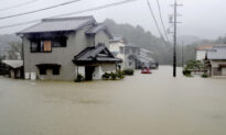 Over 3 ​Million Advised to Evacuate as Powerful Typhoon Approaches Japanese Capital