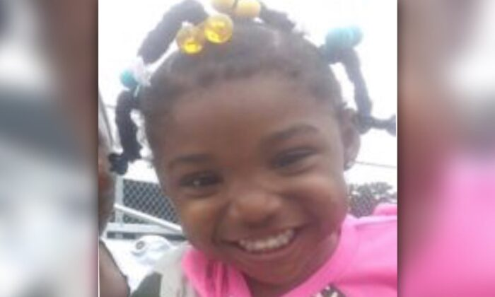 3-year-old Kamille McKinney was abducted in Birmingham, Ala., on Oct. 12, 2019. (ALEA)