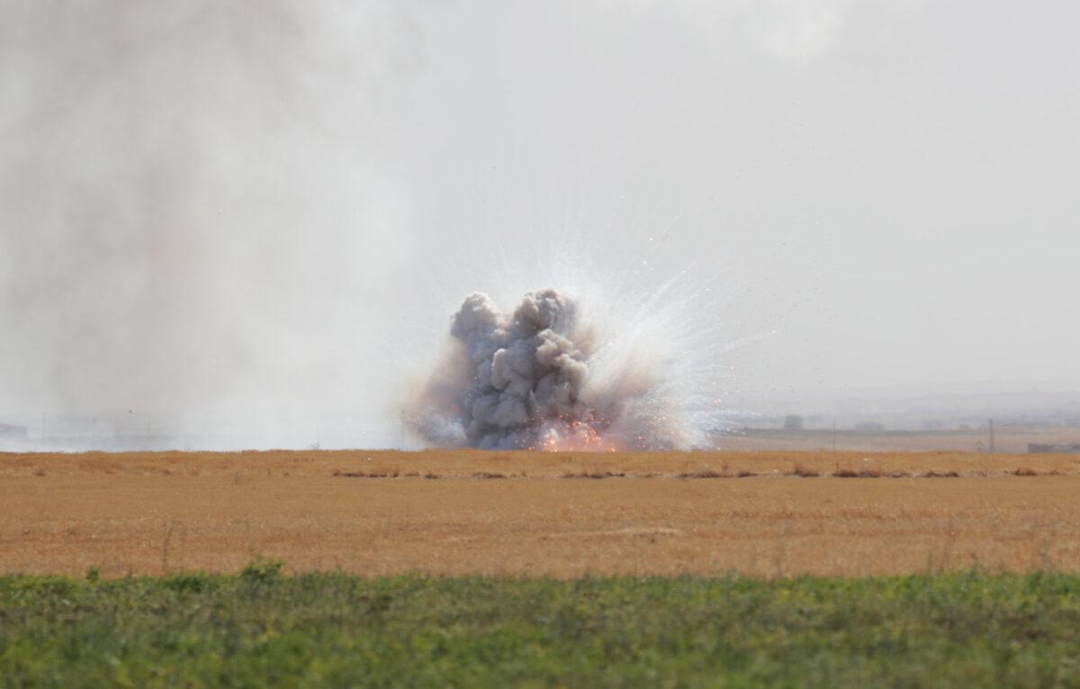 turkish offensive on kurds