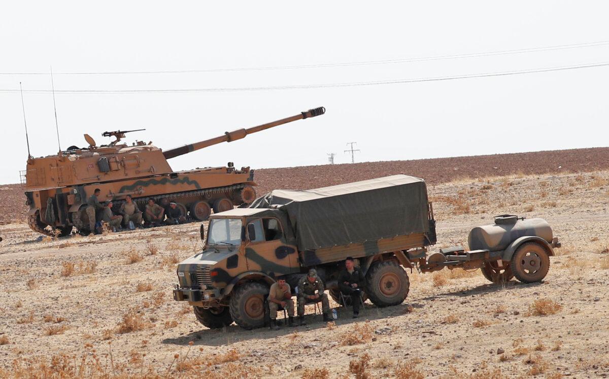 Turky kurdish syria