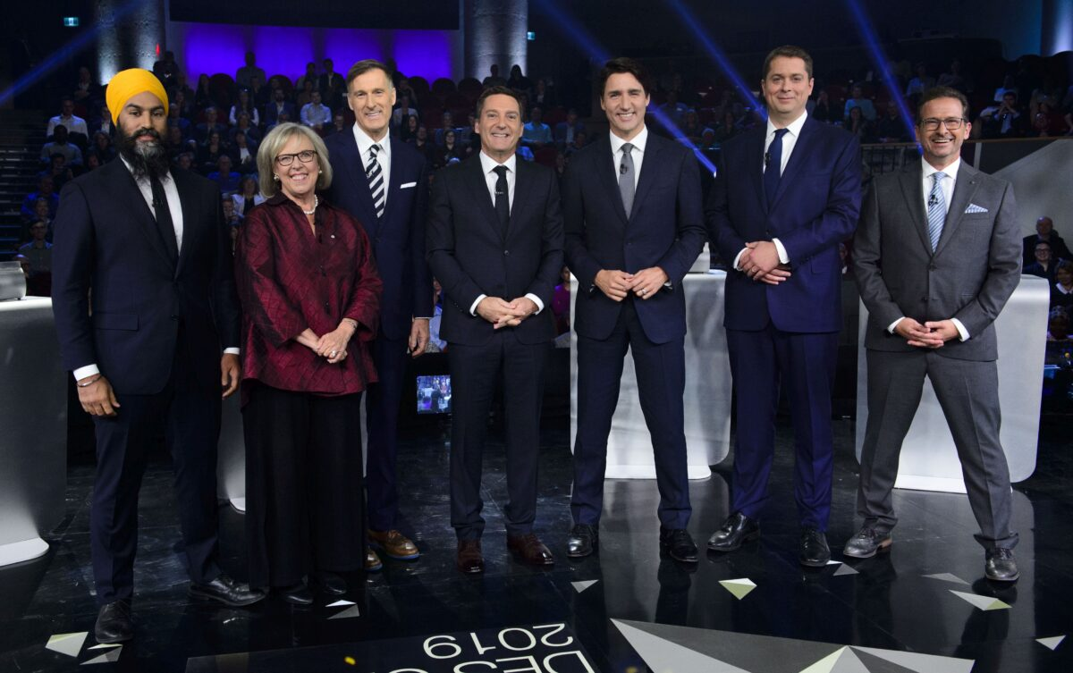 As Liberals and NDP Skirmish, Scheer Sets Sights on Prime Minister's Office