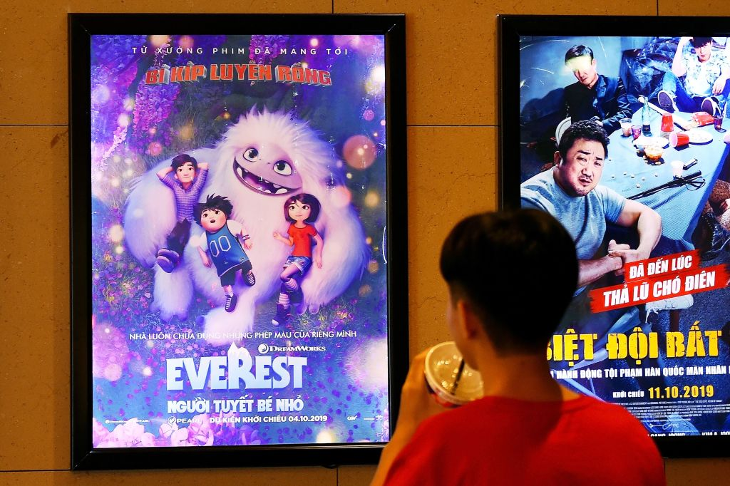 Vietnam Pulls Hollywood Movie 'Abominable' Over Hidden Chinese Propaganda
