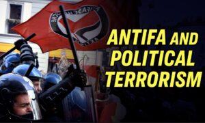 Should Antifa be Labeled a Domestic Terrorist Organization?