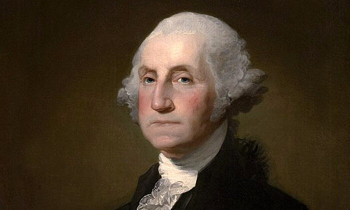 George Washington, 1797 (Gilbert Stuart/Wikimedia Commons)
