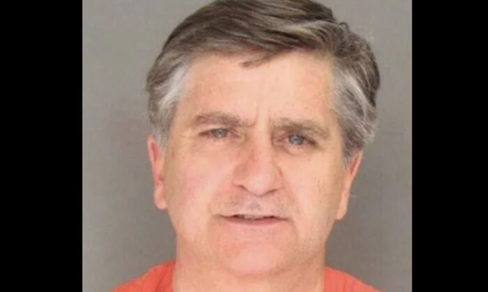James Kohut in a file photo (Santa Cruz County Jail)