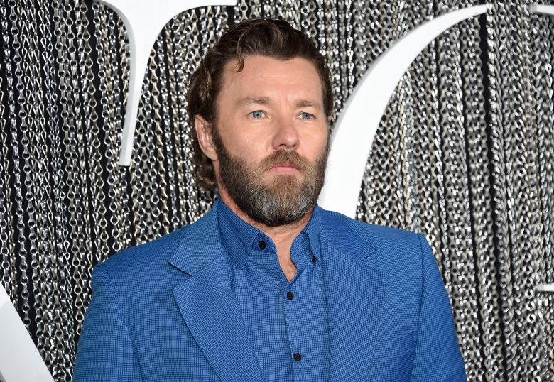 Man with beard and blue suit