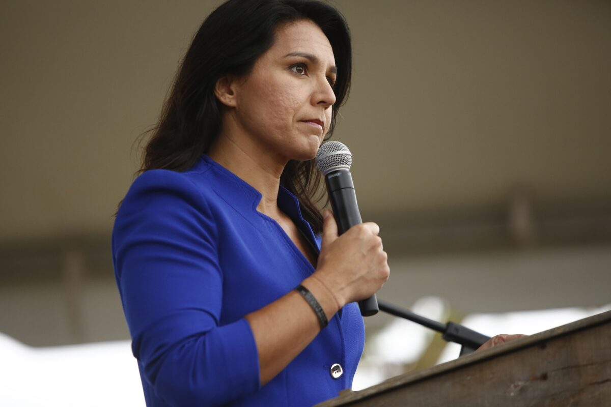 Tulsi Gabbard Says She'll Take Part in Debate After Threatening Boycott
