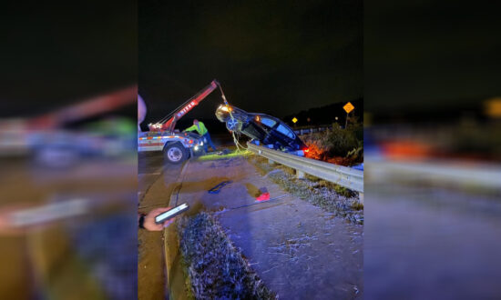 6-Beer DUI Volvo Driver Evades Police at 131 MPH Before Crashing in Georgia