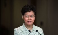 Hong Kong Leader Denounces Visiting US Officials for 'Bias' Views of Protests