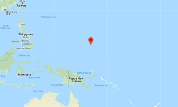 FBI agents are flying to the Federated States of Micronesia, a country spread across the western Pacific Ocean, after an American prosecutor was shot and killed. (Google Maps)