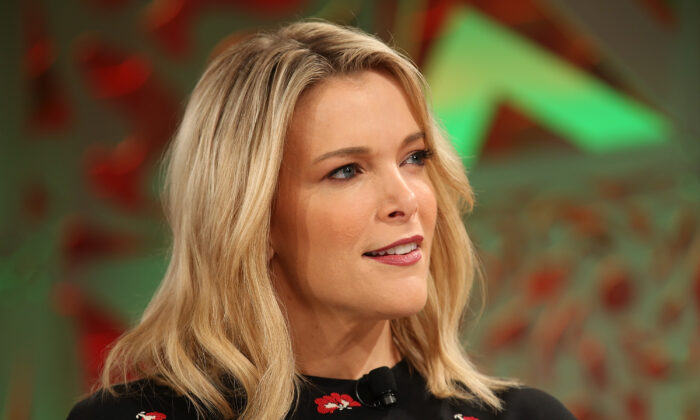 Megyn Kelly speaks onstage at the Fortune Most Powerful Women Summit 2018 at Ritz Carlton Hotel in Laguna Niguel, California on Oct. 2, 2018. (Phillip Faraone/Getty Images for Fortune)