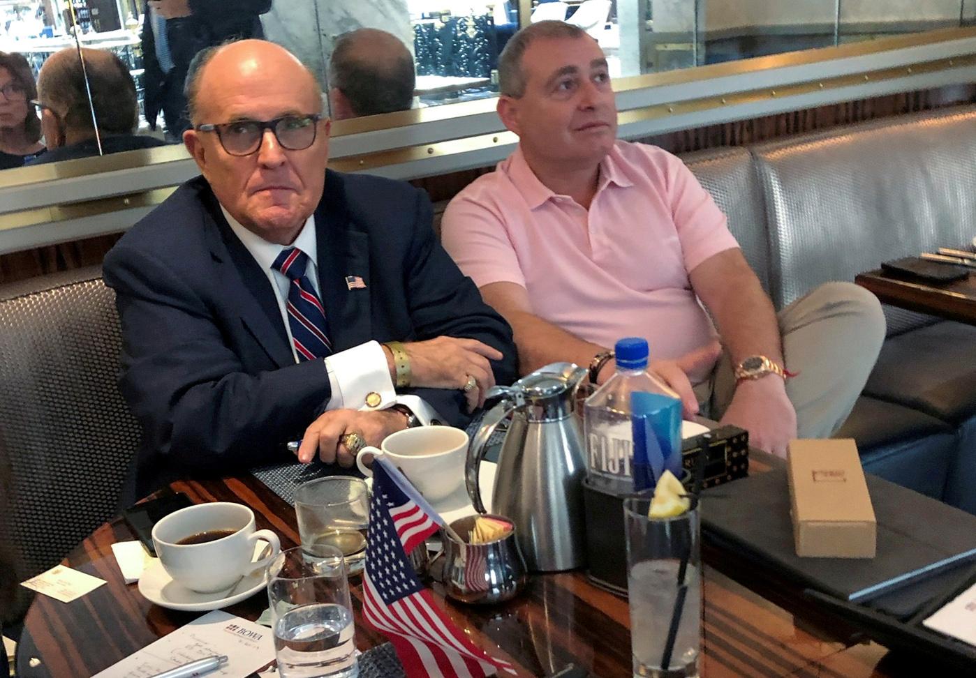 Fourth Defendant Arrested in Probe of Giuliani Associates