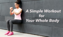 5 Simple Exercises to Tone and Strengthen Your Whole Body in Just 4 Weeks