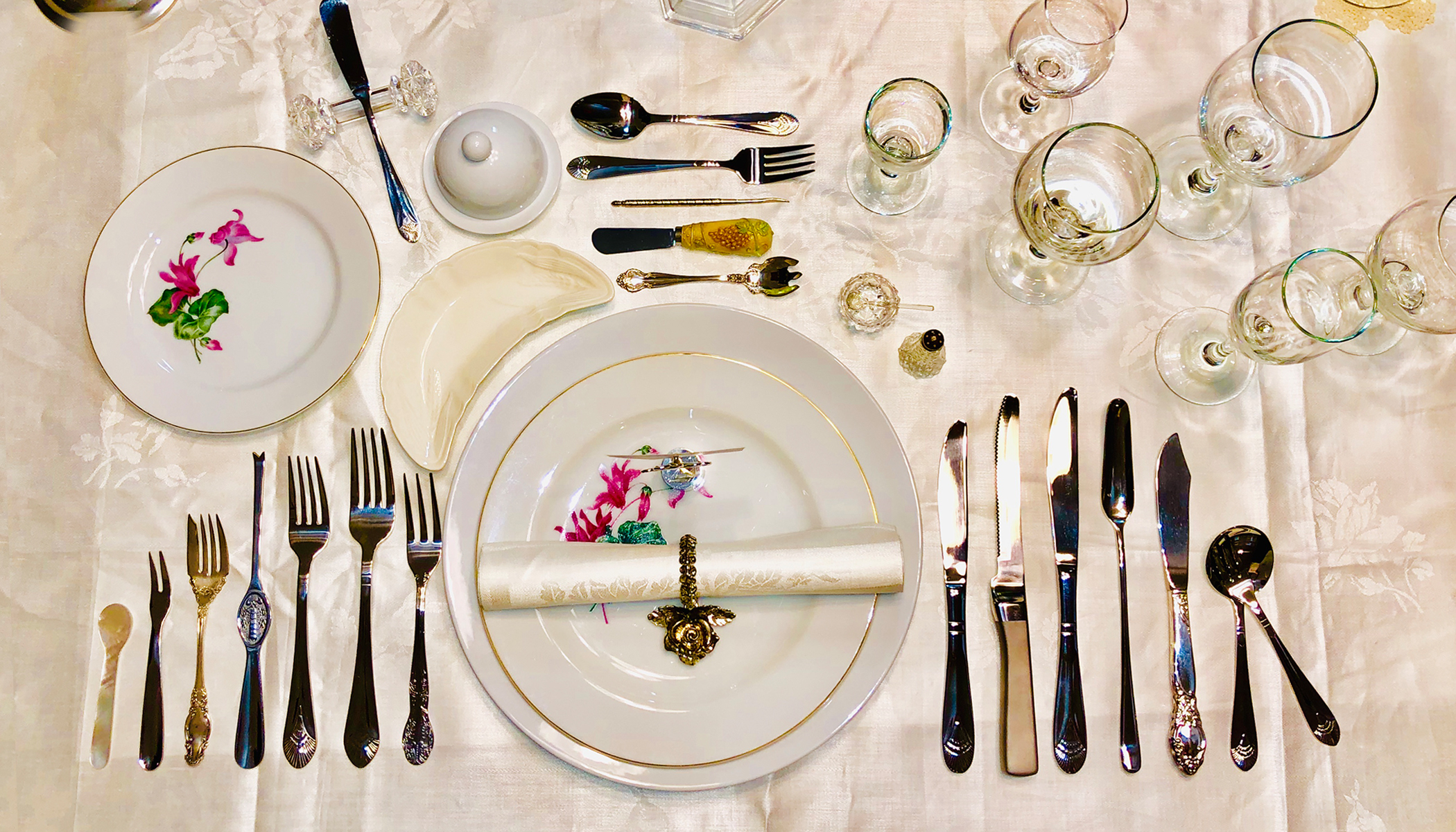 Dining Etiquette Self-Test: Revise Your Table Manners