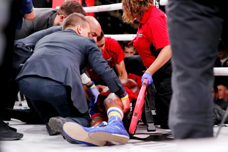 Patrick Day Dies Following Brutal Knockout