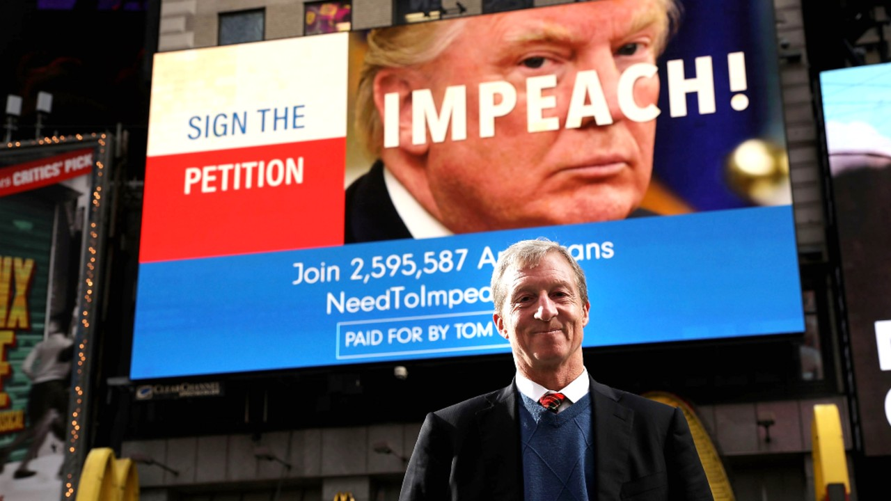 Left-Wing Groups Seek to Sell Impeachment to American Public
