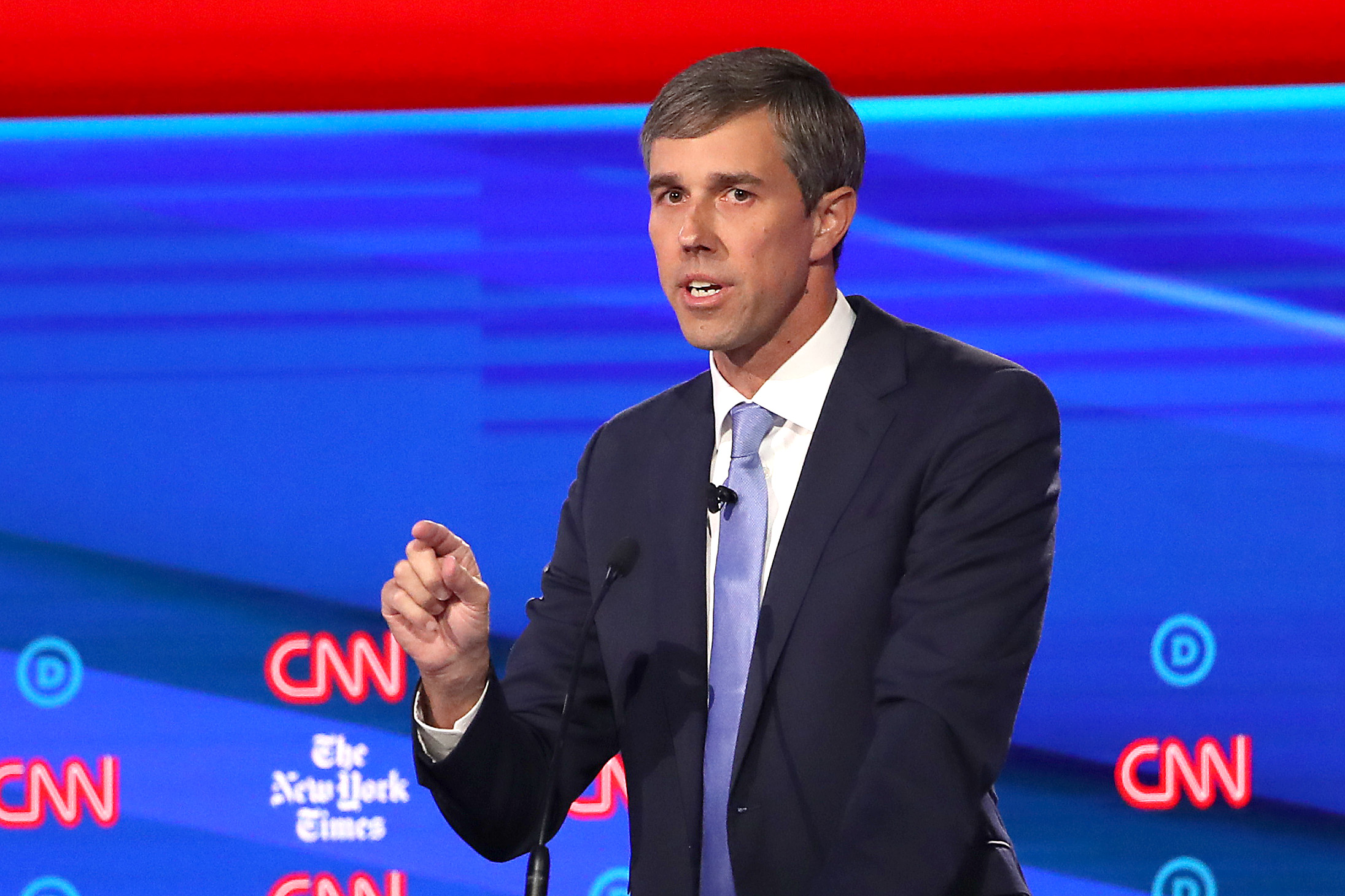 Beto O'Rourke Says Guns Would 'Be Taken' From People Who Don't Give Them Up Under Proposed 'Buyback'