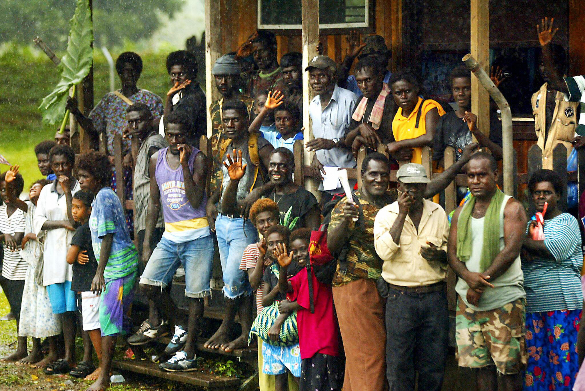 US Edges China Out of Race to Fund Bougainville Independence Vote