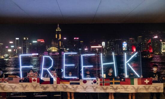 Norwegian Lawmaker Nominates Hong Kong Protesters for Nobel Peace Prize