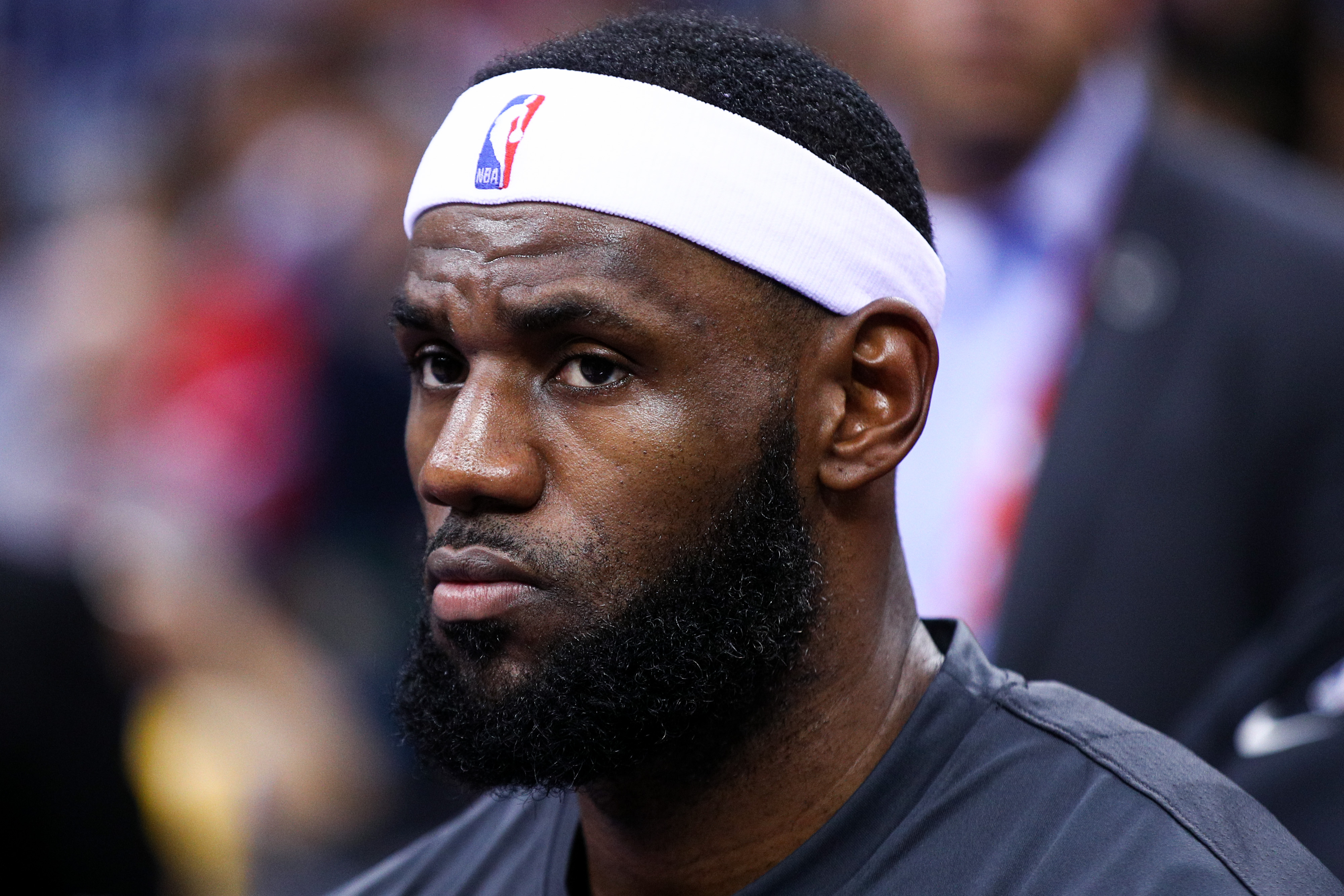 LeBron James Addresses Hong Kong Situation: 'There's Issues All Over the World'