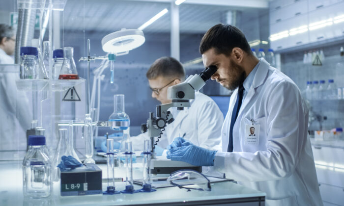 Researchers now face the ugly prospect of doing research that will only be used if it doesn't offend the funder. (Gorodenkoff/Shutterstock)