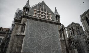 Notre-Dame Restoration Yet to Start Six Months After the Blaze