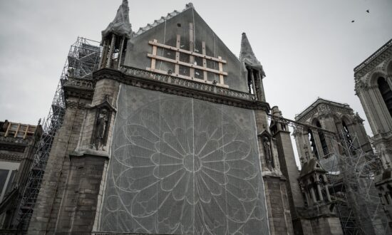 Notre-Dame Restoration Yet to Start Six Months After the Blaze