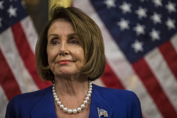 pelosi's impeachment push