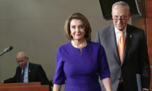 Pelosi, Schumer Reject GOP's CCP Virus Relief Package