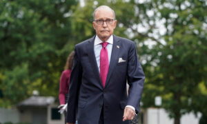 Kudlow: 'There Is No Second Wave' of CCP Virus Cases in US