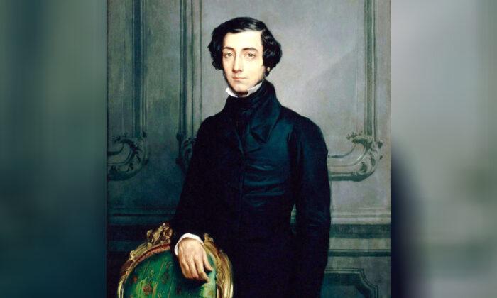 Alexis de tocqueville. (Public Domain)