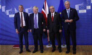 EU Leaders Endorse Brexit Deal, Send to UK