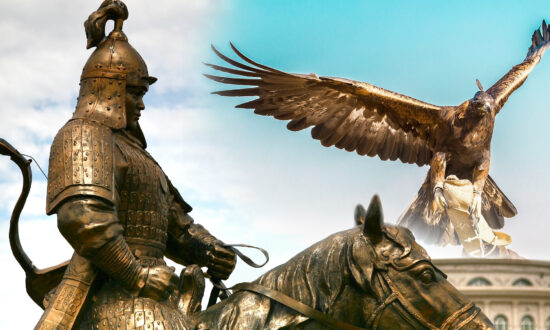 A Powerful Lesson on Friendship and Anger From 'Genghis Khan and His Falcon'