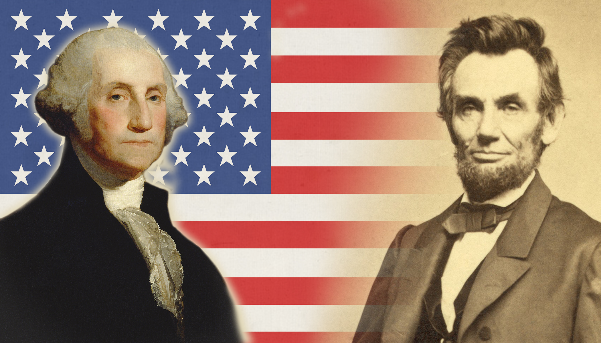 Presidents of Faith: How George Washington and Abe Lincoln's Belief in America Built the Republic