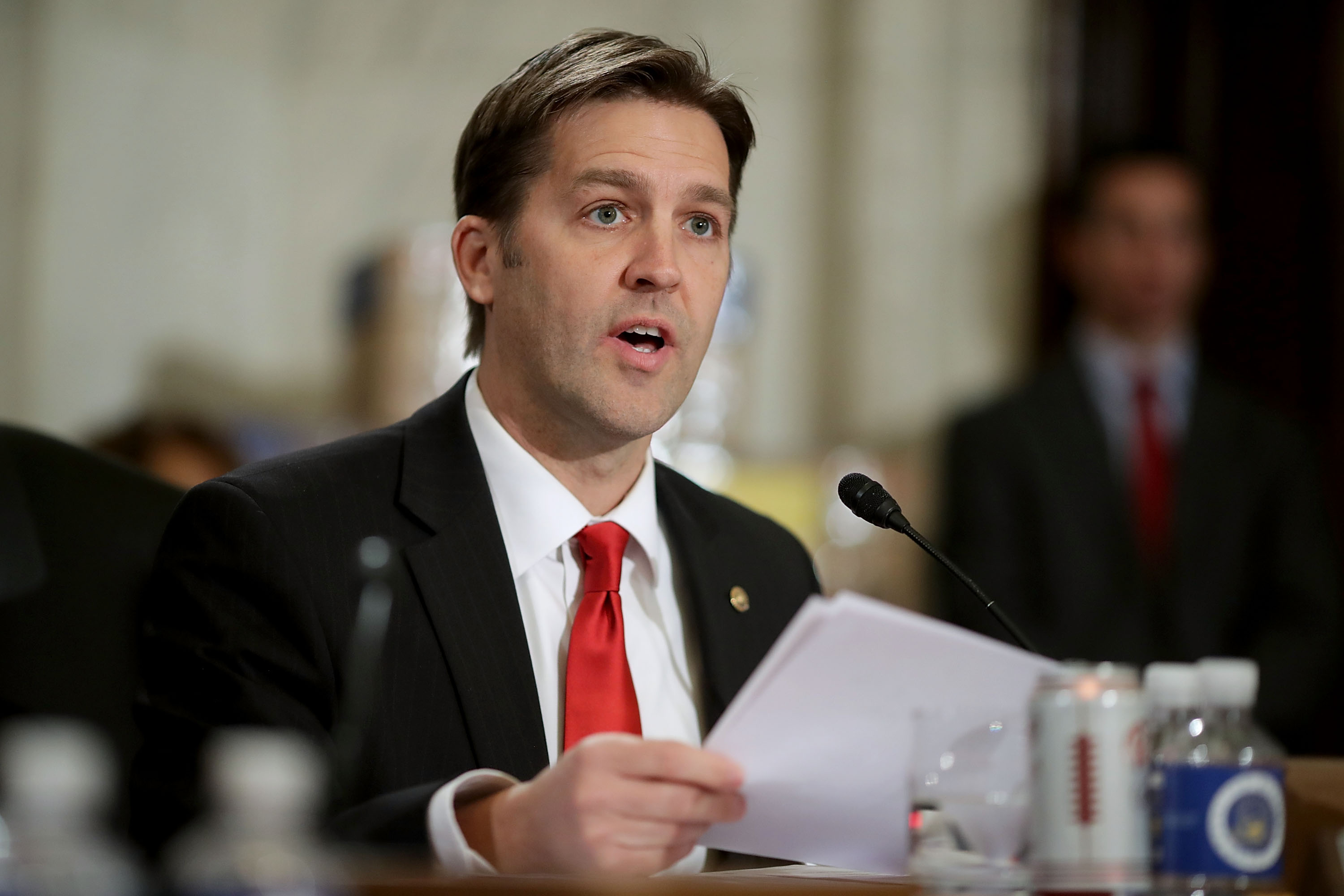 Sen. Sasse Wants a Vote on Protecting Church Tax-Exemptions