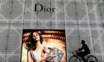 Taiwan Responds to Luxury Brand Christian Dior's Decision to Support 'One China' Principle