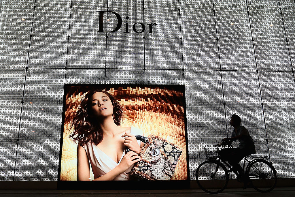 Taiwan's Foreign Ministry Responds to Luxury Brand Christian Dior's Decision to Support 'One China' Principle