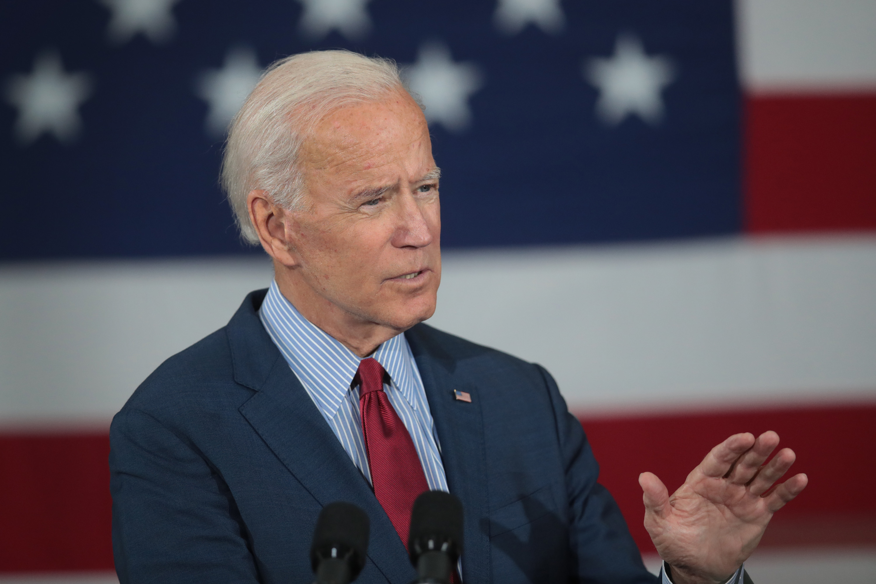 Biden Apologizes for Calling Clinton Impeachment Inquiry a 'Lynching'
