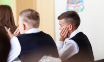 Misbehaving Son's Worst Nightmare Comes True When Mom Comes to Sit With Him at School