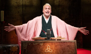 Theater Review: 'Katsura Sunshine's Rakugo'