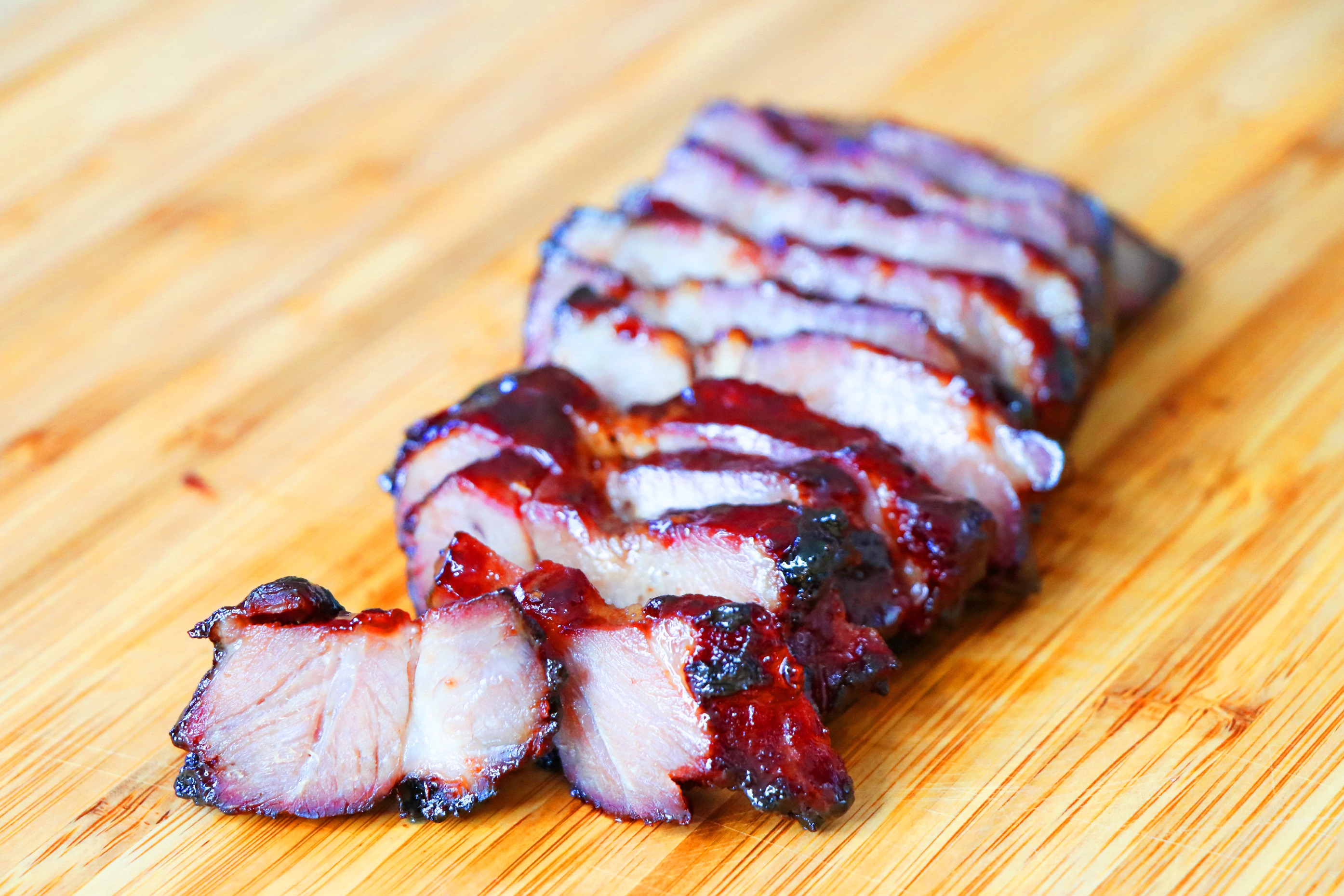 Char Siu, Chinese Barbecued Pork, at Home