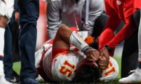 NFL MVP Patrick Mahomes Suffers 'Freak' Knee Injury