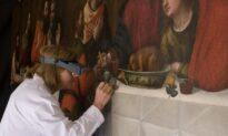 A Nun's 'Last Supper'