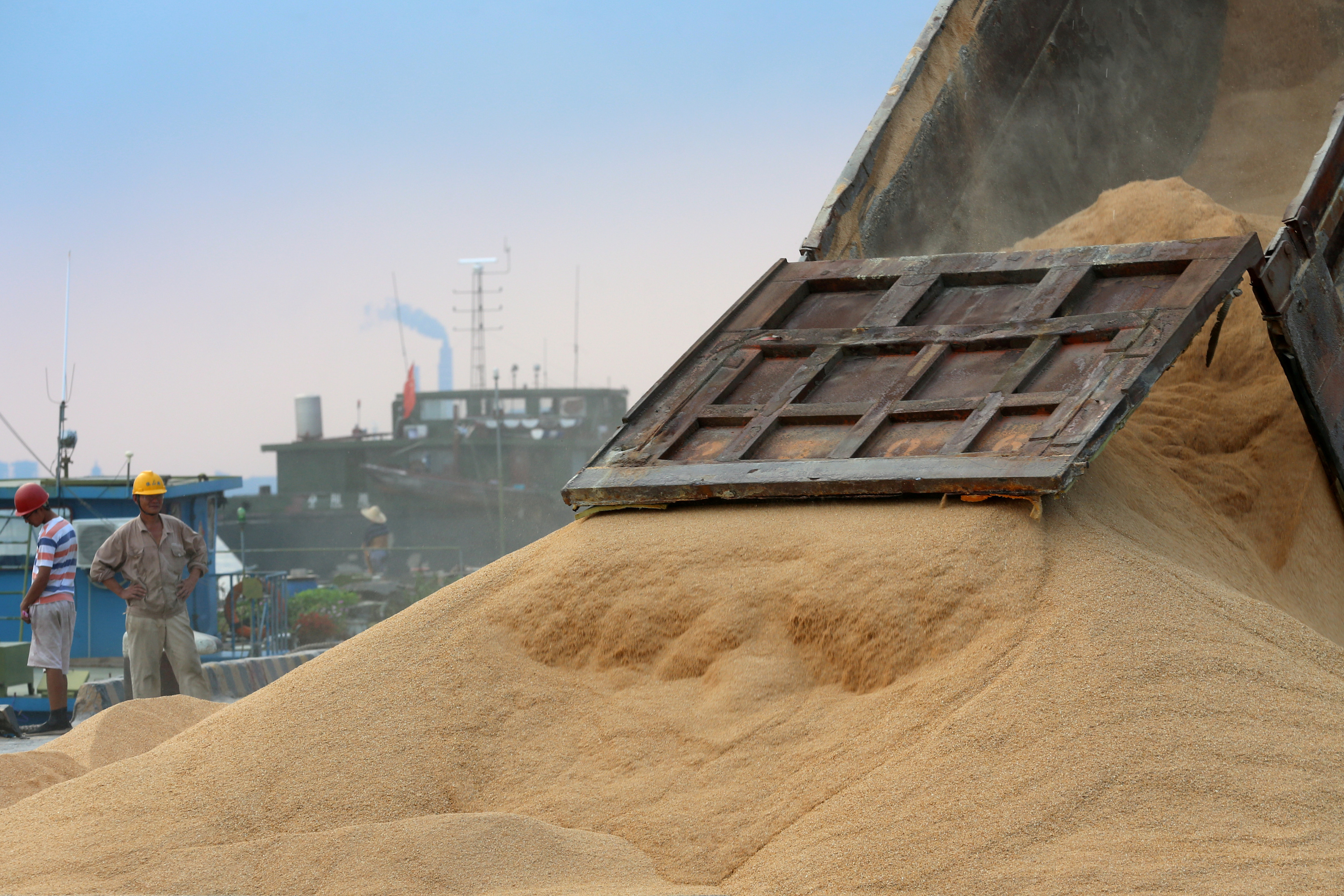 After Trade Talks in US, China Ramps Up Brazilian Soy Purchases