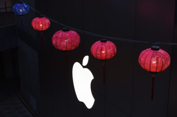 CHINA-US-ECONOMY-ONLINE-APPLE