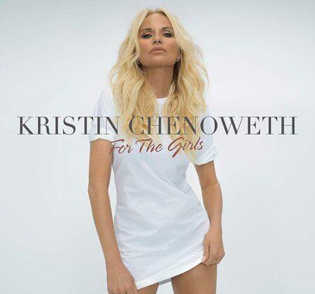 Kristin Chenoweth's new album.